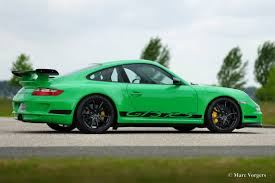 porsche 911 gt3 rs green porsche 911 gt3 rs 2007 welcome to classicargarage