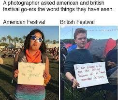 Usa Memes - usa vs uk festivals memes and fun