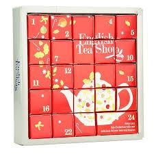 calendrier de l avent tea shop tea time