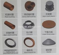 compound cone crusher spare parts rack bushing buy compound cone