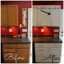 kitchen cabinet transformation kit diy how to refinish refinishing wood kitchen cabinets youtube arafen