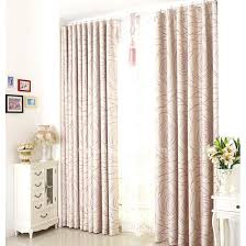 Sheer Gold Curtains Extraordinary Rose Gold Curtains Pink Floral Pattern Insulated