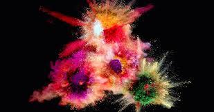 wallpaper 4k color explosion color volume wallpaper 4k 4096x2160 resolution