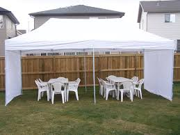how many tables fit under a 10x20 tent calgary party rental tents