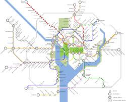 Map Of Greater Phoenix Area by Fantasy Transit Maps Virginia Metro Baltimore Subway Urban