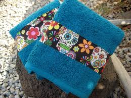Sugar Skull Bathroom Sugar Skull Bathroom Towels 13 000 Beach Towels