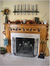 Halloween Home Decor Catalogs by View Halloween Fireplace Decorations Decor Modern On Cool Gallery