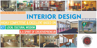 interior design telkom university
