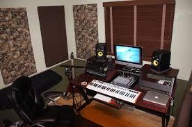 Studio Production Desk by Home Recording Studio Desk Ikea Decorative Desk Decoration