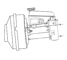 repair instructions power brake booster auxiliary pump