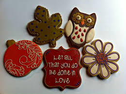 139 best decorated cookies thanksgiving fall images on