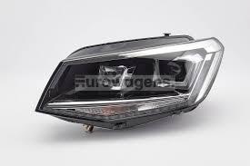 nissan almera xenon lights headlight left bi xenon led drl vw caddy mk4 15 18 eurowagens