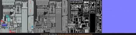 Floor Plan Textures Www Mrmauricejohnson Net Sci Fi Corridor