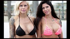 lucy and anna decinque artificial doll twins search for plastic perfection youtube