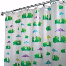 Shower Curtain Frogs Peva Shower Curtain Curtainshop Com