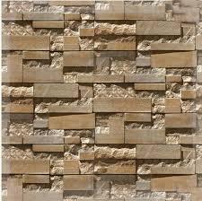 wallpaper design batu bata 3d stone brick wall paper grey luxury wallpaper for living room tv