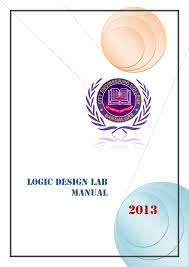 logic design lab manual 10esl38 3rd sem 2013 documents