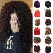 crochet hair extensions wand curl crochet hair extensions ombre mambo twist