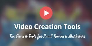 the 6 easiest video making tools for marketers