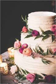 wedding cake greenery 20 beautiful buttercream wedding cake ideas flowers wedding