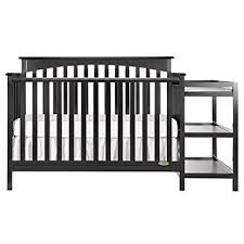 amazon com dream on me chloe 5 in 1 convertible crib with