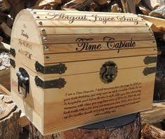 idea for time capsule what to put in a wedding time