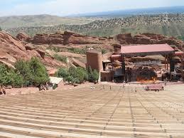 Garden Of Rocks by Red Rocks Amphitheater U2014