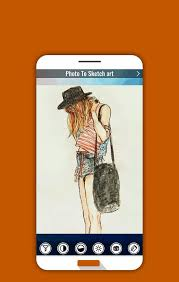 pencil sketch photo editor android apps on google play