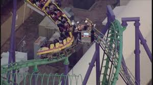 Six Flags Pg County Wusa9 Com What Caused Six Flags America Roller Coaster To Stop