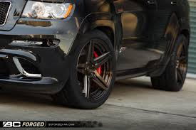 jeep srt rims bc forged jeep cherokee srt8 trackhawk 20x11 deep concave forged