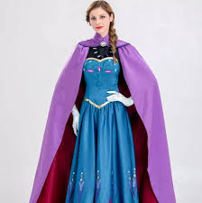 frozen costumes frozen costume princess dress aisha dress coplay