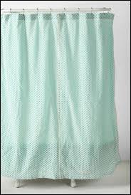 Black Ruffle Shower Curtain Bathroom Wonderful Mint Green And Black Shower Curtain Emerald