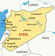 Map Of Syria And Russia Six Russian Tu 22m3 Strategic Bombers Attack Isis Positions In