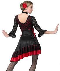 Spanish Dancer Halloween Costume True 18802 Spanish Rose
