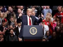 Where Does Donald Trump Live President Donald Trump Massive Rally In Huntsville Alabama 9 22
