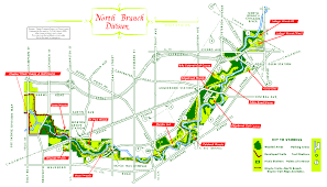 Chicago Bike Map North Branch Trail Map North Branch Chicago Cook County Il U2022 Mappery