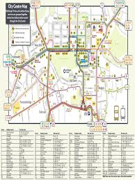 Hofstra Campus Map Download Shuttle Route Map Docshare Tips