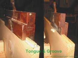 tongue and groove table saw timber frame tools tongue groove planes match planes