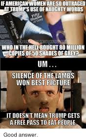Silence Of The Lambs Meme - 25 best memes about silence of the lambs silence of the lambs