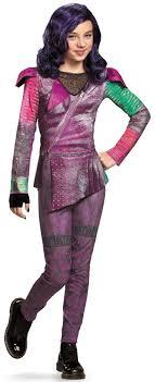 mal costume buy disney s descendants mal isle of the lost classic costume for