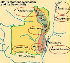 Corruption Map Seven Hills Of Jerusalem Pak Peaks