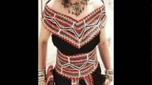 Robe De Maison Simple Robe Kabyle Moderne 2017 Youtube