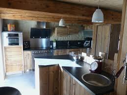 cuisine vieux bois facade meuble cuisine sur mesure meilleur de cuisine vieux bois
