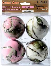 camo ornaments tree home design inspirations