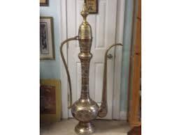 olid brass egyptian genie lamp 93 main street new york city