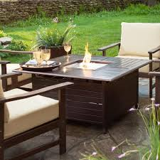 deck firepit lowes home fireplaces firepits nice deck firepit