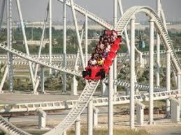 in abu dhabi roller coaster rollercoaster logs of