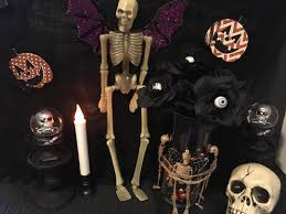 how to get in the halloween spirit dollar store halloween decorations popsugar smart living