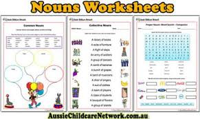 all worksheets free printable common and proper noun worksheets