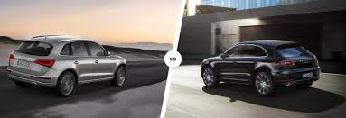 Porsche Macan Facelift - audi q5 vs porsche macan clash of the suvs carwow
